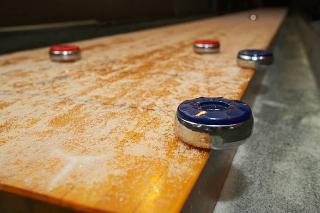 SOLO® Shuffleboard Movers Kalamazoo, Michigan.